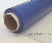 Clear Vinyl Fabric by the Yard/Roll