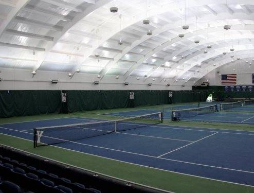 Tennis Court Coverings