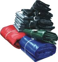 10 oz Medium Duty Vinyl Coated Tarps