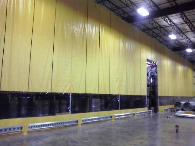 Divider Curtain / Curtain Walls