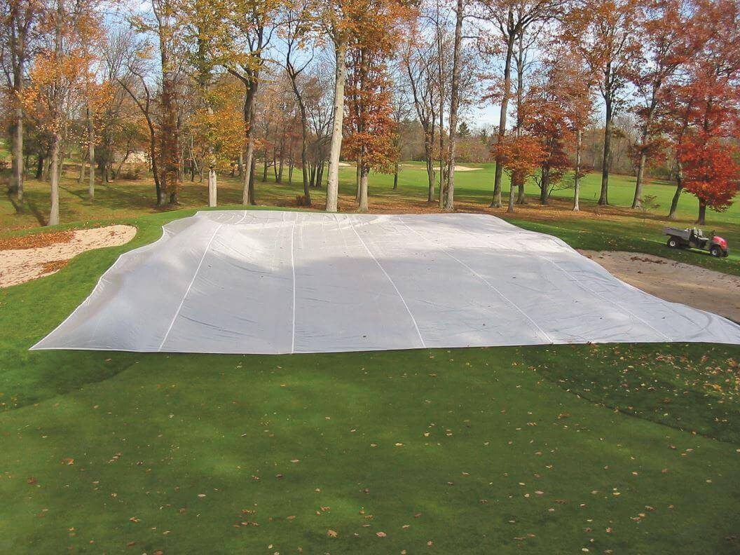 Winter Turf Blankets And Growth Covers