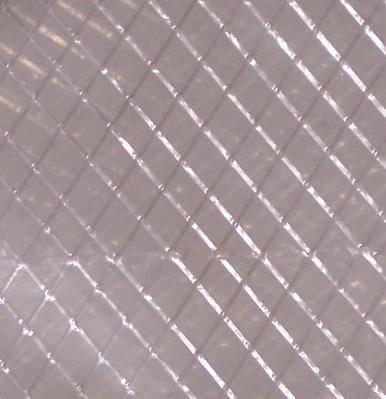 UV Resistant Fiber Reinforced Clear Tarp 10 X 20 14 mil Clear Greenhouse Tarp