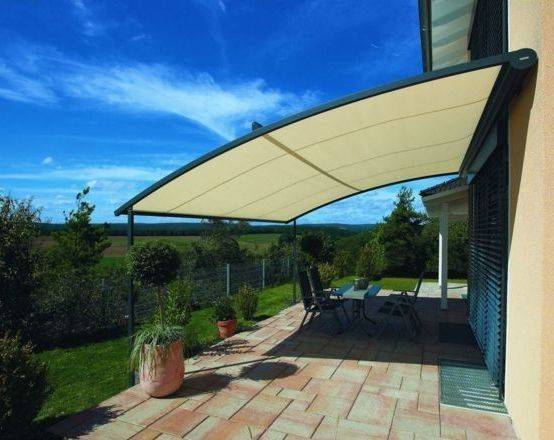 Awning Vinyl Tarps Canopy, How To Make A Patio Cover With Tarp