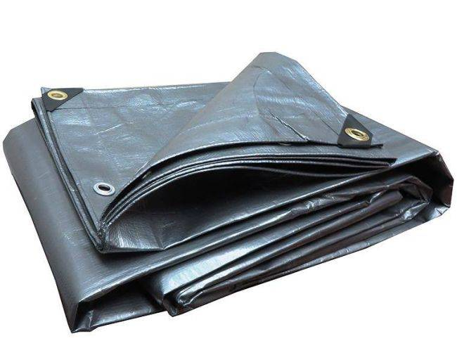 5/% OFF 2+ 8/' X 12/' SILVER PREMIUM 14MIL EXTREME DUTY POLY TARP Free Shipping