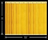 Warehouse Divider Curtain