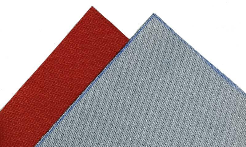 Red 10 ft. W 8 ft Welding Blanket