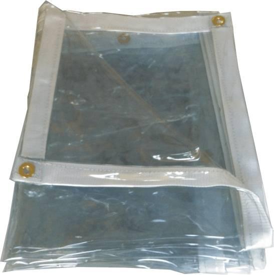 Clear Vinyl Tarps | Clear Plastic Tarps