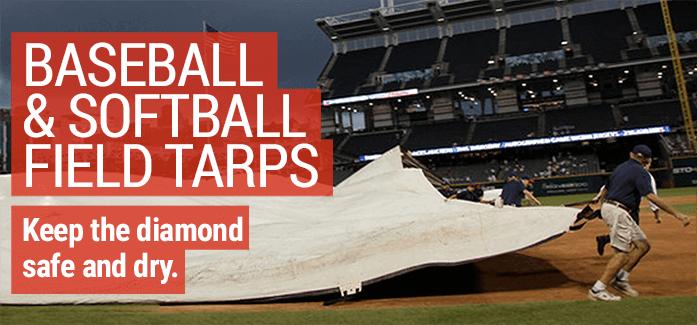 Baseball Softball Field Tarps