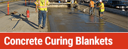 Concrete Curing Blankets