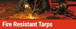 Fire Resistant Tarps