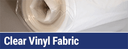 Clear Vinyl Fabric