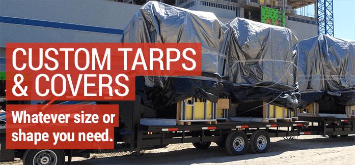 Custom Tarps Covers